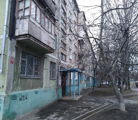 Квартира загальною площею 42,17 кв.м., за адресою: м.Запоріжжя, вулиця Василя Сергієнка, будинок 16, квартира 54, реєстраційний номер 2109161223101, інвентарний номер 932691162 та основні засоби у кількості 43 одиниці