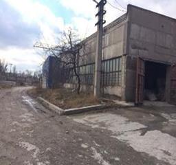 Нежитлова будівля  площею 8 758,2 кв.м, що розташована за адресою:  м. Дніпро, вул. Курсантська, буд.1ж